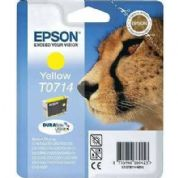 Epson T0714 Ink Cartridge - Yellow